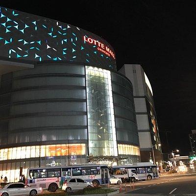 Lotte Department Store Busan Main