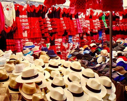 hats or dresses