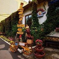 Ресторан Корчма Тарас Бульба на ул. Моховая 8