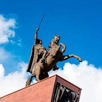 Памятник В.И.Чапаеву