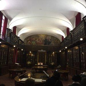 Biblioteca Attilio Mori dell'Istituto Geografico Militare