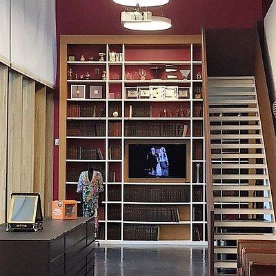 Milano, Fondazione Ferré: interno