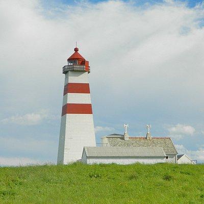 Alnes Fyr (Lighthouse)