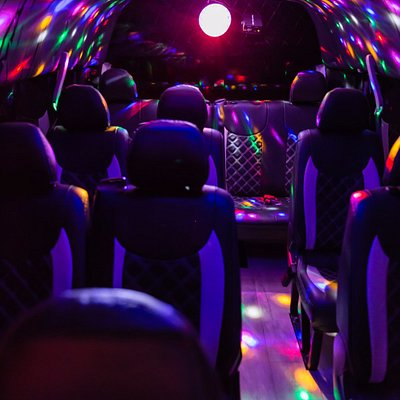 bling bling maxi - best party bus sydney - maxi taxi booking