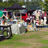 trash and treasure fare at the Taupo Market