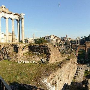 Una bella escursione nella Roma antica
