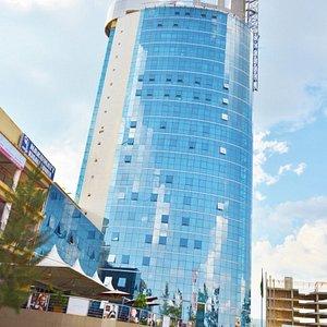 キガリで最も高い建物