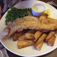 Atlantic Cod & Chunky Chips