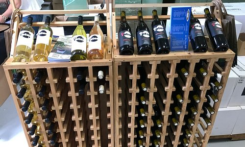 Wines that are sampled.