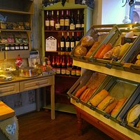 Don't miss our Patisserie, lots of made here things, bread and English Lakes ice cream!