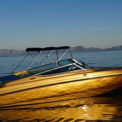 GOLDEN SHADOW - boat for rent WITH LICENCE-
