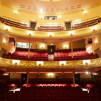 Our beautiful 1904 auditorium (Photo thanks to Guy Hinks Photography)