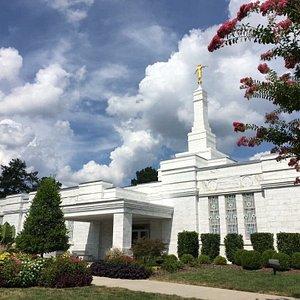 Raleigh North Carolina LDS Temple