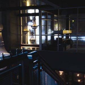Chandeliers Interior & The Annex