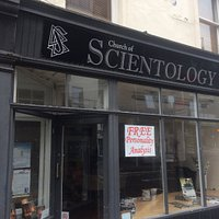 Scientology in Ebrington St