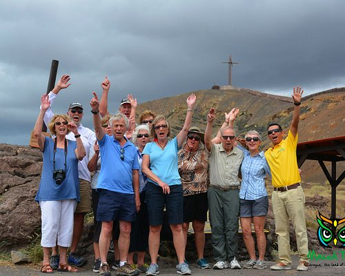 Having a Great time with Macua Tours!