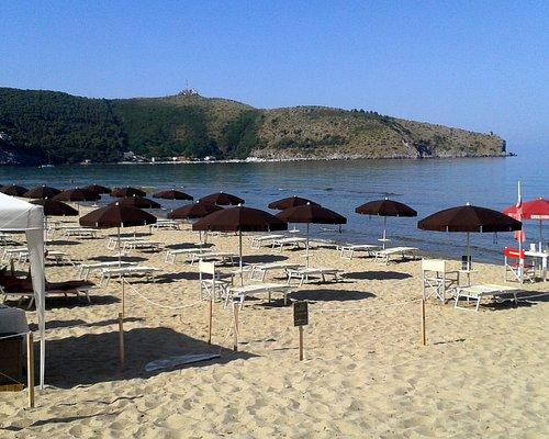Net Beach Palinuro