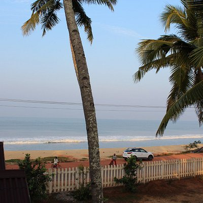 View From The room we stayed at Kodi Beach