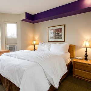 The Standard Two Bedroom at the Times Square Suites Hotel