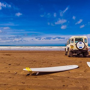 April 2017 private surf safari for the Bailey's