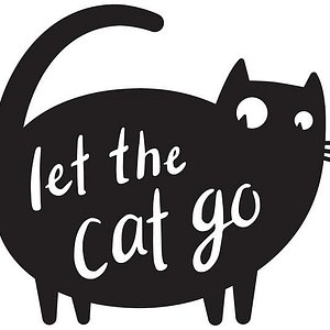 Let The Cat Go logo