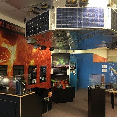 Explore Space Weather at Spark! Imagination and Science Center in Morgantown WV