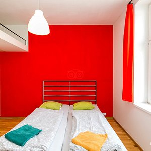 The Double - Triple Room at the Hostel One Prague