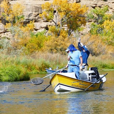 San Juan River Guided Float Trip
