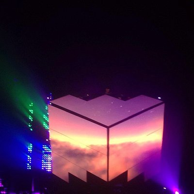 Deadmau5 show last week