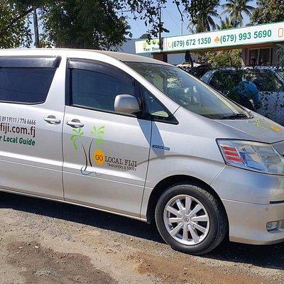 Its now Go Local Fiji Transfers & Tours