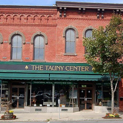 The TAUNY Center in Downtown Canton, NY