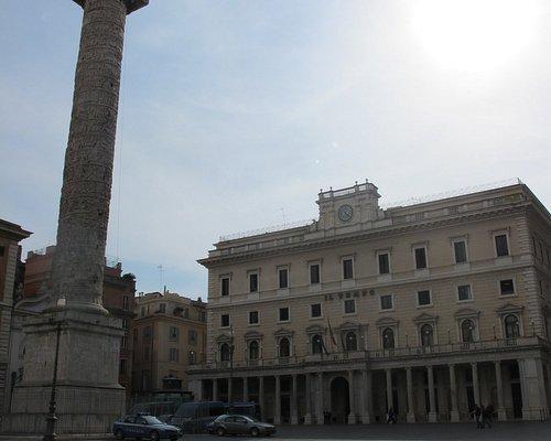 Palazzo Wedekind, at Piazza Colonna