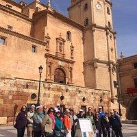 Group for a Saint Patrick's tour