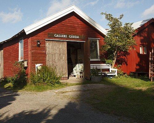 Galleri Gårda (Foto: Eva Brandin)