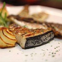 mix des poisson grillé
