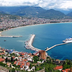 Alanya tours from Side