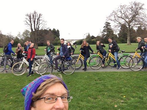 Bike Tour by BikeHireDublin