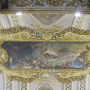 Galleria del Cembalo - ceiling