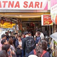 街區導覽 印尼商店美食文化分享