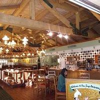 Pea Soup Andersen's Restaurant, Buellton, CA.
