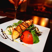 Caprese Salad with Imported Bufala Mozzarella