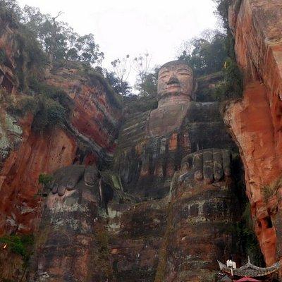 Leshan Buddha