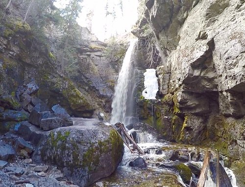 Crawford Falls/Canyon Falls Park hike