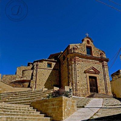 Chiesa della SS.Addolorata in Pomarico, Italy near Matera, Italy - Photo: DeCiccophoto.com