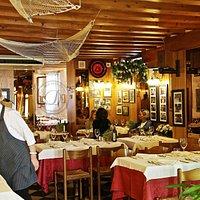 Trattoria da Primo e Paolo in Burano, Italy - Photo: DeCiccophoto.com