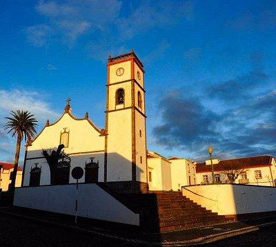 A bonita Igreja Matriz de Vila do Porto (Nossa Senhora da Assunção)