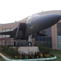 Nice visit to Saudi Royal Air Forces museum