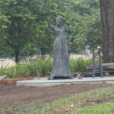 Estátua de Elis Regina