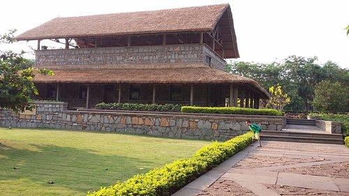 Kaladham inside house