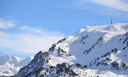 Pistas de esquí Baqueira Beret